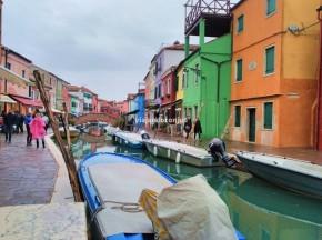 Excursión a Murano yBurano