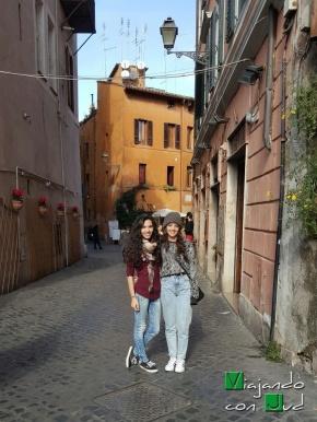 El Trastevere, el barrio para transportarse a la antiguaRoma